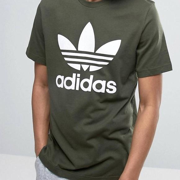 1ee3fe72 Adidas Shirts   Men Tshirt   Poshmark